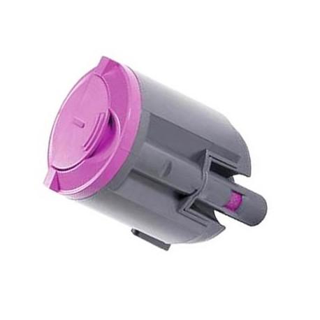 Cartucho de toner compatible con Samsung CLP300 Magenta (1.000 Pag.)