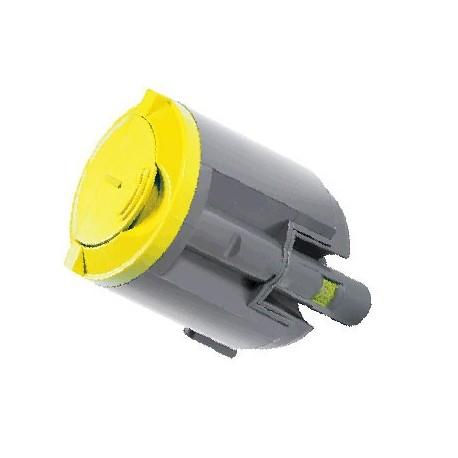 Cartucho de toner compatible con Samsung CLP300 Yellow (1.000 Pag.)