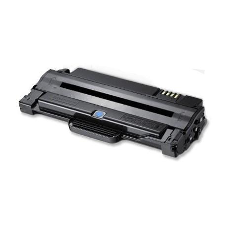 Cartucho de toner compatible con Samsung ML1910/ML1915/ML2525/ML2580/SCX4600/SCX4623/SF650 BK 2.500p.