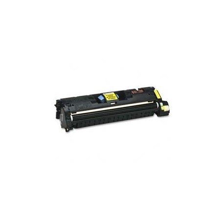 Cartucho de toner compatible con HP C9702A Yellow (4.000 pag)