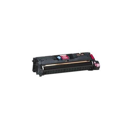 Cartucho de toner compatible con HP C9703A Magenta (4.000 pag)
